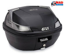 Givi B37 NT Blade Motorcycle Scooter motorbike Top Box & Universal mounting
