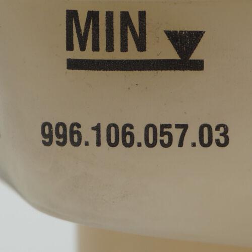 ⭐⭐⭐⭐⭐  99610605703 PORSCHE 911 996 997 Kühlwasserbehälter Ausgleichsbehälter
