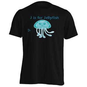Nouveau-J-pour-meduses-Drole-Hommes-T-shirt-Debardeur-l394m