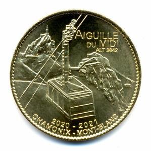 74 CHAMONIX Aiguille du Midi, 2020-2021, Arthus-Bertrand