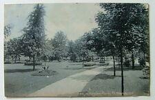 1908 POSTCARD VIEW IN HAYDEN PARK FT WAYNE INDIANA #5555d