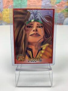 SHIPS-SAME-DAY-1996-Fleer-ROGUE-Marvel-X-MEN-Trading-Card-11