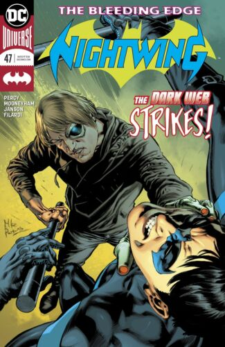RELEASE DATE 01//08//18 NIGHTWING #47 DC UNIVERSE