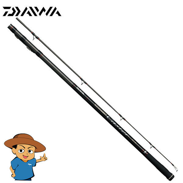 Daiwa TOURNAMENT CASTER AGS 30-405 13'2  surf casting fishing spinning rod