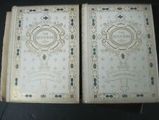 IRVING, WASHINGTON-THE SKETCH BOOK  -TWO VOLS. DELUXE ISSUE 1895 W/DJ