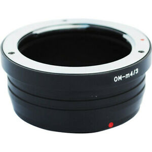 Micro-Four-Thirds-Body-to-Olympus-OM-Lens-Adapter