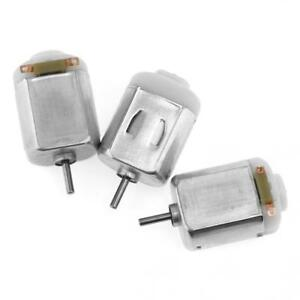 Details about 3pcs 130 Small DC Motor 2mm Shaft Diameter 1 to 6 Volts For  Model Toys Plane Etc