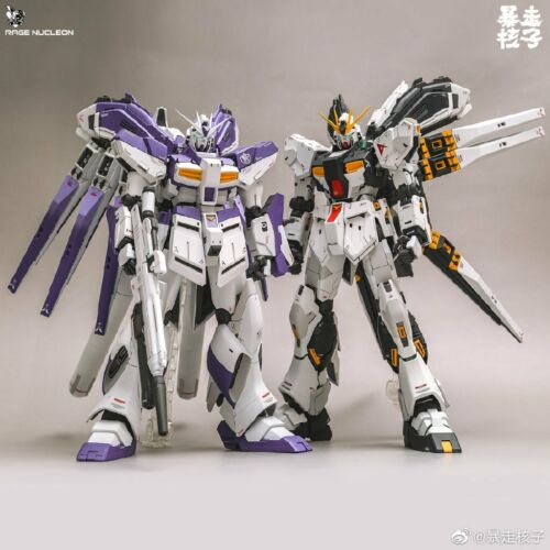 Rage Nucleon Mobile Suit RX-93 Backpack For MG Gundam ka/&Hi-V BC-T01 BC-T02 Kits