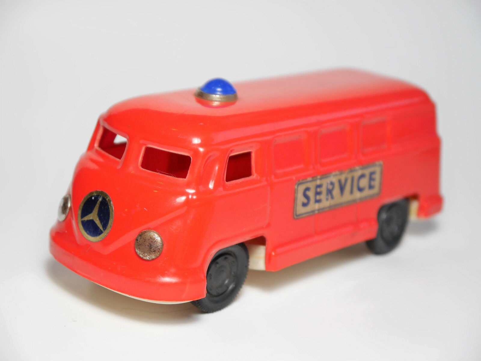 Mercedes   VW Typ 2 T1 Nasen-Bulli window bus SERVICE plastic friction 14cm ALT