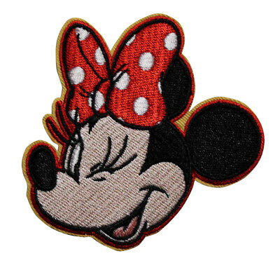 Goofy Embroidered Iron On Patch Disney Movie Micky Mouse Character 131-C
