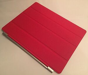Apple-ipad-2-3-4-Polyurethane-ultraThin-Durable-Smart-sleep-Case-cover-pink
