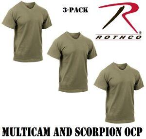 Rothco Shirt 3 Army Ocp Coyote 670 Maglietta Scorpion 67847 Multicam Ar T Brown ufficiale 1 PvwOrqIP