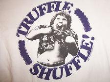 "The Goonies Movie ""Truffle Shuffle!"" Funny Humor White Graphic T Shirt - S"