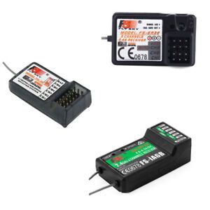 2.4G Flysky FS-iA6B//FS-R6B//FS-GR3E 3//6CH Receiver PPM Output for RC Car Truck