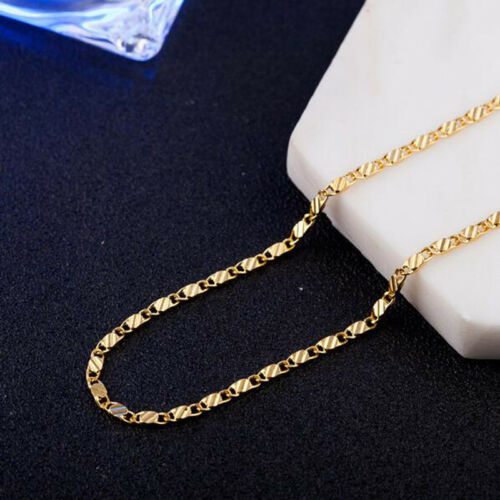 Women Jewelry Charm Crystal Zircon Pendant Chain Statement Bid Choker Necklac /%n