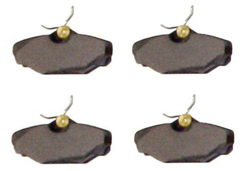 BEETLE pastiglie per EMPI POSTERIORE DISCO KIT-ac6982891