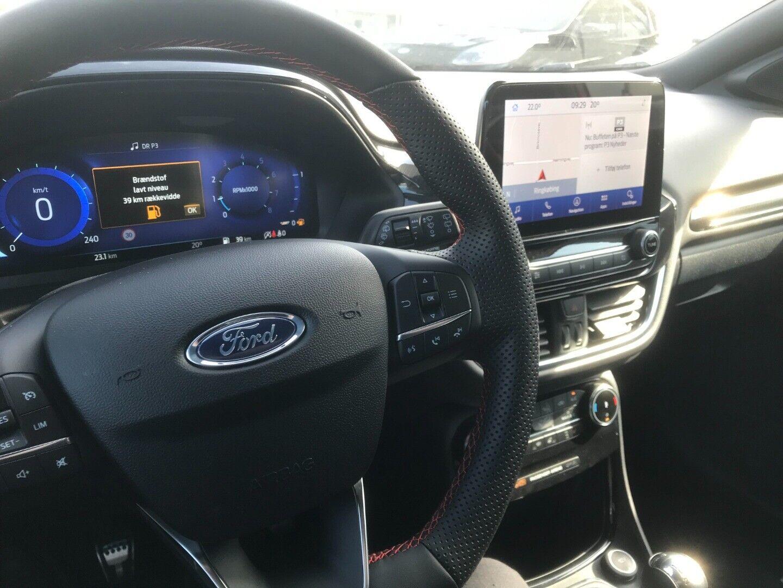 Ford Puma 1,0 EcoBoost mHEV ST-Line - billede 11