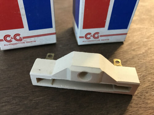 1 9-0500-0 NOS One C/&G Automotive Coil Resistor 2-D110