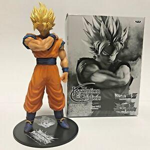 Dragon-Ball-Z-SON-GOKU-Figure-039-Dokkan-Battle-039-Banpresto-JAPAN-7777-limited-rare