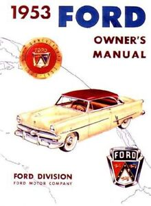 replacement car owners manuals