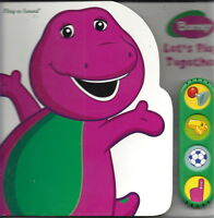 - Barney: Let's Play Together