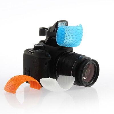 Pop-Up Flash Diffuser Cover for Canon Nikon Pentax Kodak DSLR SLR Camera KW!