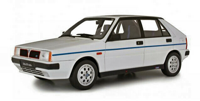 Lancia Delta 1600 Hf I.e. R86 Martini It 3a Serie 1 18 Model LAUDO RACING
