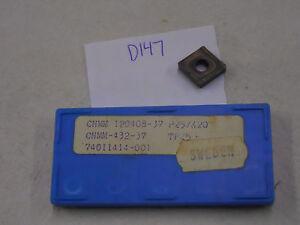 10-NEW-SECO-CNMM-432-37-CARBIDE-INSERTS-CNMM-120408-37-GRADE-TP25-D147