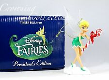 Grolier Tinker Bell President's Edition Ornament Disney Fairies Early Moments