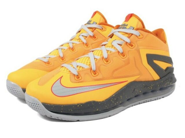 online store be124 934c4 Men s Nike Max Lebron 11 Low Floridians Size 11 Sneakers Shoes 642849-800