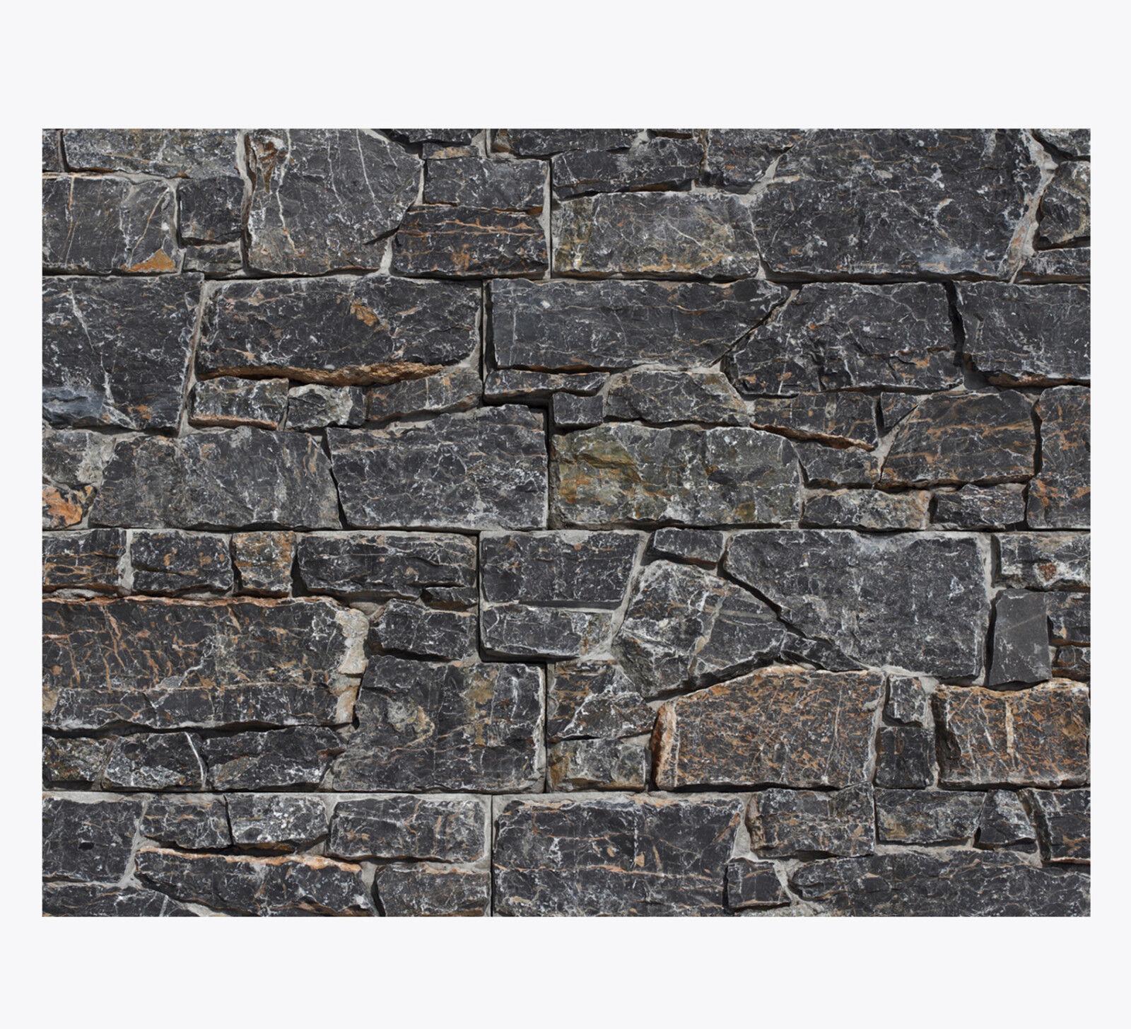 1 qm W-005 Stein-Wandverkleidung - Naturstein Fliesen Lager Stein-mosaik Herne