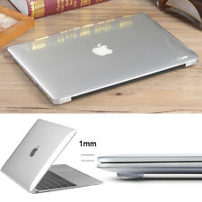 "Crystal Clear Hard Case Cover for Apple Mac MacBook Pro Retina 13"" A1502 / A1425"