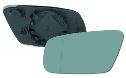 MIROIR GLACE RETROVISEUR AUDI A3 S3 8L1 2000-2003 DEGIVRANT GAUCHE CONDUCTEUR