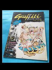 GRAFFITI nr. 2 del 1993 (CON CARTOLINA!)