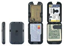 Flipside Wallets Men's RFID Blocking Flipside 3X Wallet orange