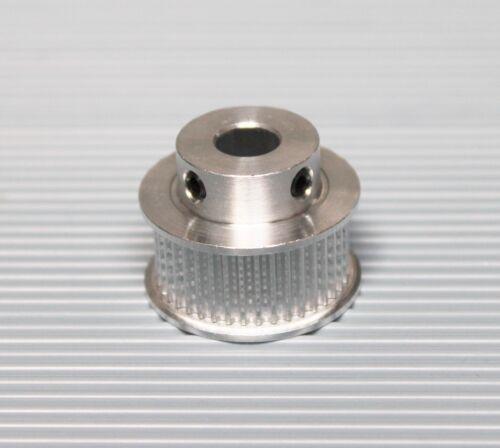 Pulley GT2 Zahnrad 40 Zähne Bohrung 5//6//6,35//8//10//12mm für Riemenbreite 6mm