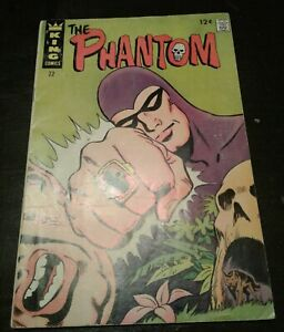 The-Phantom-22-King-Comics-1967-Silver-Age-Vintage-Comic-Book
