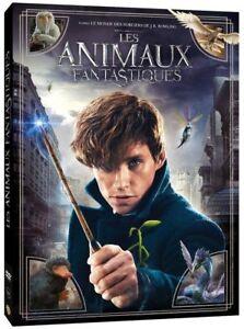 DVD-LES-ANIMAUX-FANTASTIQUES-neuf-sous-blister
