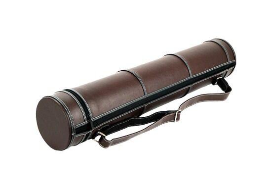 Genuine Pedi 12 Piece Bow Tube for Violin, lila, Cello Bow