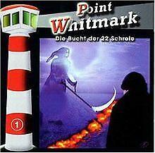 Point Whitmark - Folge 1: Die Bucht der 22 Schreie ... | CD | Zustand akzeptabel