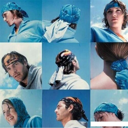 Reggae Face UV Mask Bandana Neck Gaiter Scarf Headwear Ski Mask Tube Brand New