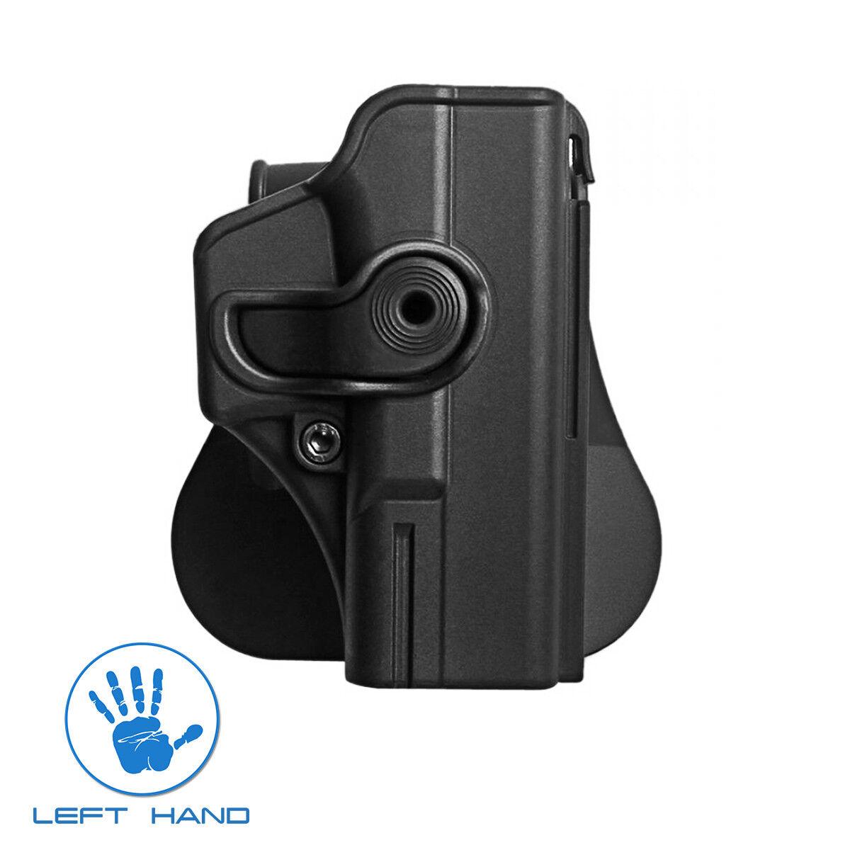 IMI Defense Remo Funda de mano izquierda 2 Level para CZ P-09, Shadow 2-IMI-Z1450 LH