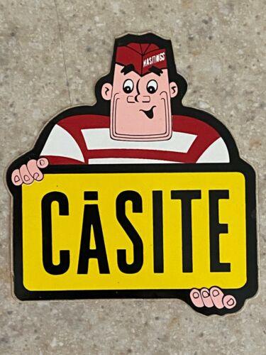 Hastings Casite Original Racing Decal