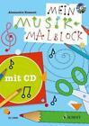 Mein Musik-Malblock von Alexandra Kumant (2013, Merchandise)