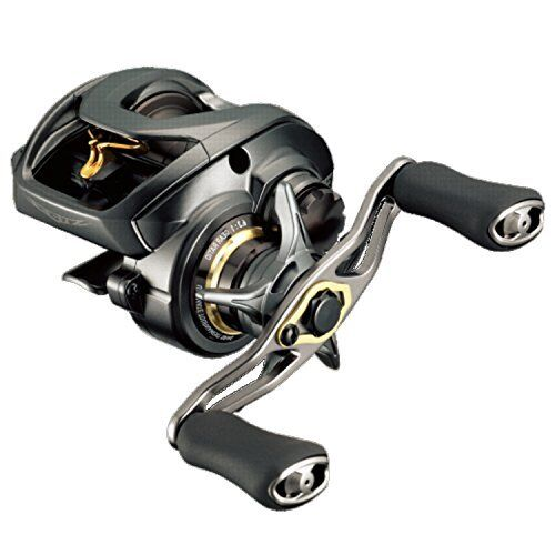 Daiwa   Steez SV TW 1016SV-HL Left handle bait casting reel from Japan New   is discounted