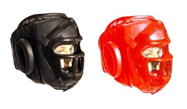 Top Star  Kopfschutz mit Gitter  - Wafffentechnik