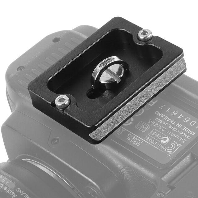 FP- IC- PU50 Quick Release Plate for Arca Swiss Benro Monopod Tripod Ball Head C