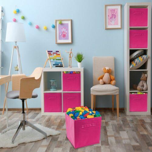 N, ツ 26cm Storage Box Cube shelving unit Organiser AU Stock Toy Organiser