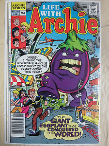 Life-with-Archie-270-1988-Earliest-Work-Autographed-by-Jeff-Schultz
