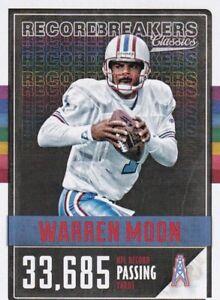 Warren-Moon-2017-Panini-Classics-Football-Record-Breakers-Trading-Card